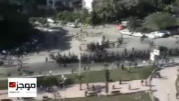 مظاهرات و هتافات الغضب 25 يناير المهندسين