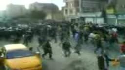 مظاهرات 25 يناير فى مصر ---مدينة الاسماعيلية