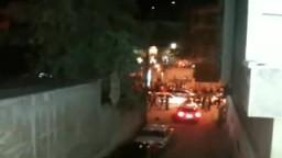 تظاهرات 25 يناير فى الإسكندرية تستمر حتى مساء اليوم