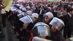 تقرير رويترز: مظاهرات 25 يناير