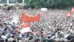 مظاهرات 25 يناير ميدان التحرير بالقاهرة .. شاهد عشرات الألاف من المصريين