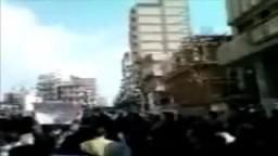 مظاهرة يوم الغضب ببورسعيد