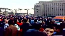 يوم الغضب فى مصر 25 يناير ميدان التحرير