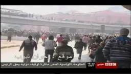 الشباب المصرى يرفض الإستسلام ويؤكد إستمراره فى المظاهرات