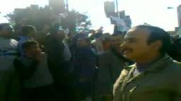 إئتلاف القوى الوطنية فى الفيوم فى يوم الغضب المصرى
