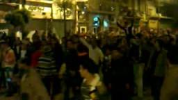 مظاهرات ابطال السويس 26 يناير