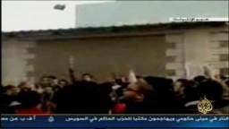 محافظة السويس على صفيح ساخن .. مظاهرات الشعب وإرهاب أمنى بالمحافظة