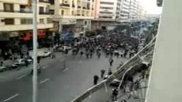 يوم الغضب أكبر مظاهرات مصر فى تاريخها الحديث