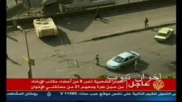 د/ ابراهيم الزعفرانى : يتحدث عن قتلى وجرحى المتظاهرين على أيدى قوات الشرطة