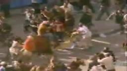 مشاهد من الاعتداءات على المتظاهرين بميدان التحرير--2