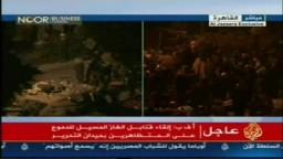د/ محمد سليم العوا يتحدث عن جريمة النظام ضد المتظاهرين بميدان التحرير