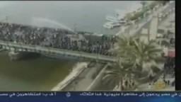 مشاهد لا تنسى من جمعة الغضب .. من جرائم الشرطة المصرية