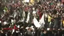 البلطجية في ميدان التحرير