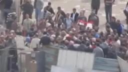 مظاهرات الغضب- اليوم العاشر