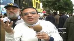 الشباب بميدان التحرير يؤكدون ترابطهم وتمسكهم بالمطالب المشروعة