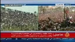 محمد البرادعى : كلما استمر عناد مبارك استمرت حالة الإحتقان والشلل فى مصر .. جمعة الرحيل