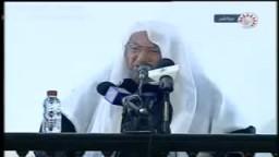 خطبة القرضاوى لشباب مصر  فى جمعة الرحيل 4 فبراير 2011