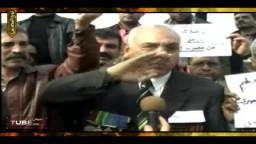 حصرياً .. المحاربين القدامى يشاركون فى مظاهرات ميدان التحرير