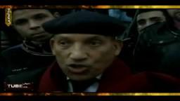حصريا .. أحد المتظاهرين يرد على تصريحات حسنى مبارك بشأن تصريحاته ضد الشباب