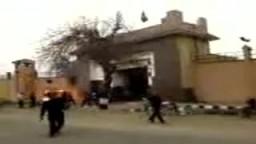 هروب المساجين من سجن المرج -فضيحة الشرطة المصرية