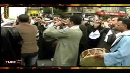 فرق فنية بميدان التحرير للتضامن مع مطالب المتظاهرين .. حصرياً
