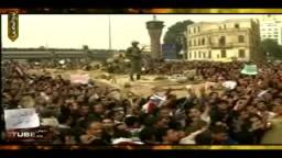 إستقبال شعبى حافل لقوات الجيش بميدان التحرير .. حصرياً