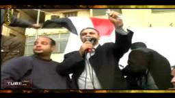 حصرياً .. كلمة د/ أحمد دياب  من ميدان التحرير للمطالبة برحيل مبارك ونظامه
