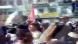 مظاهرات 8 فبراير في قنا