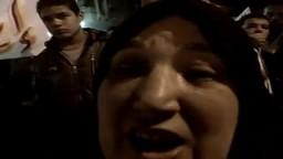 والدة الشهيد محمد فوزى ..أحد شهداء جمعة الغضب طنطا