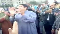 الاغنيه دي في ميدان التحرير اليوم