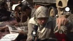 ميدان التحرير في القاهرة حكاية