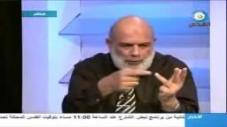 الشيخ وجدي غنيم يدعو الله أن يحاصر حسني مبارك وقد حدث