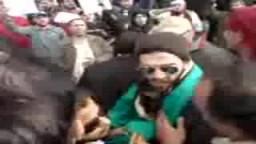 مظاهرات بنغازى فى ليبيا