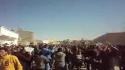 الشعب الليبى ينتفض ضد الديكتاتور القذافى .. يامعمر يا دكتاتور جاك الدور جاك الدور