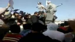 ليبيا .. تشييع شهداء بنغازى