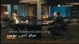 د/ محمد سعد الكتاتنى ضيف برنامج مصر انهاردة ولأول مرة على القناة الأولى المصرية