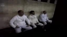 أحمد عز والمغربي وجرانة في المحكمة