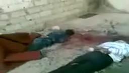 جنود تم إعدامهم بعد رفضهم الأوامر بقتل مدنيين فى ليبيا