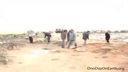 مقابر جماعية للضحايا والشهداء فى ليبيا
