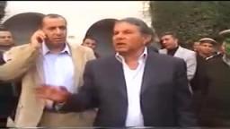 مدير أمن البحيرة يسب ويتوعد الشعب بقطع اليد و الإعتقال