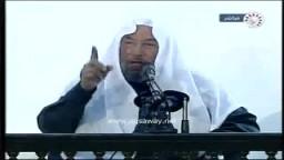 خطبه الجمعه للدكتور القرضاوى :الثورة الليبية - ج2 - 25-2-2011