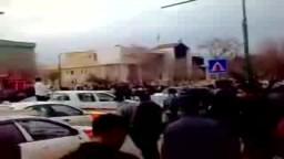 مظاهرات الليبين واطلاق نار على المتظاهرين بشكل عشوائى