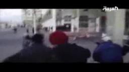 مشاهد من الاشتباكات في ليبيا بثت على الانترنت