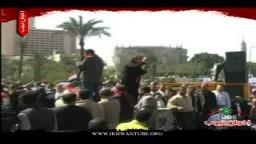 د/ محمد مرسى بميدان التحرير فى جمعة المطالب بعد رحيل حكومة شفيق