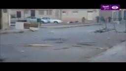 مصور لم يسلم من رصاص كتائب القذافي