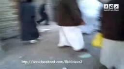 اشتعال مقر أمن  الدولة فى مطروح وتحرير المحتجزين