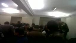 مشاهد من داخل مقر أمن الدولة بالاسكندرية بعد اقتحامه