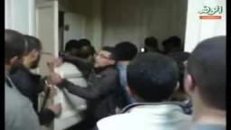 اقتحام أمن الدولة بالاسكندرية