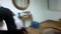 سرير وفياجرا و اوراق مفرومة داخل مكتب أمن الدولة
