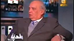 وزير الداخلية الجديد--إطلاق الرصاص الحي على المتظاهرين هو قرار ياتى من رئيس الجمهورية